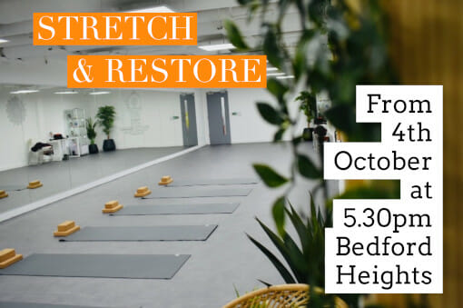 Stretch & Restore at Bedford Heights